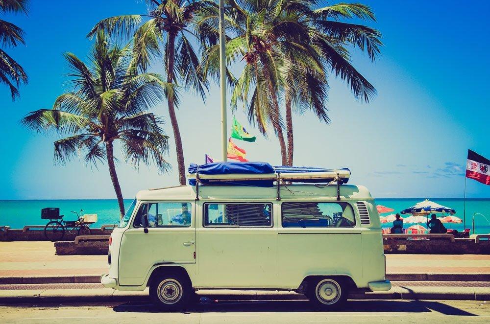 pulmino in vacanza - travel blog
