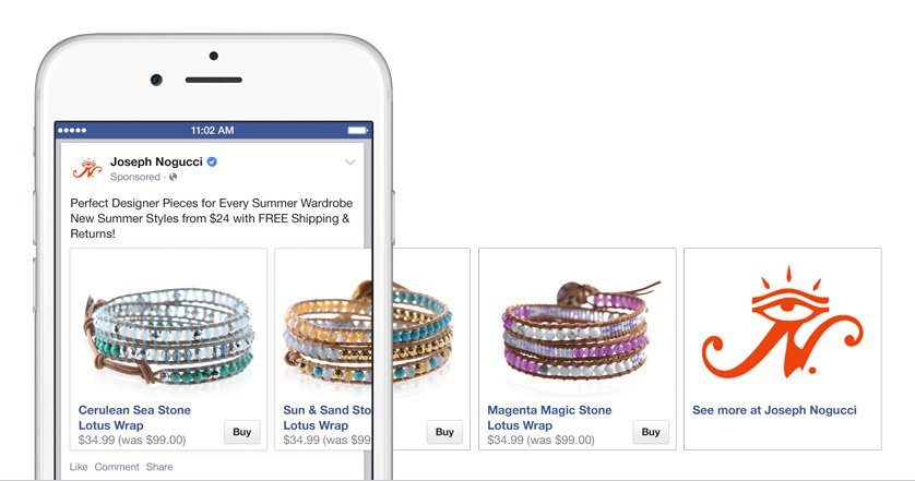 """Facebook e Shopify annunciano il nuovo bottone """"Acquista ora"""""""