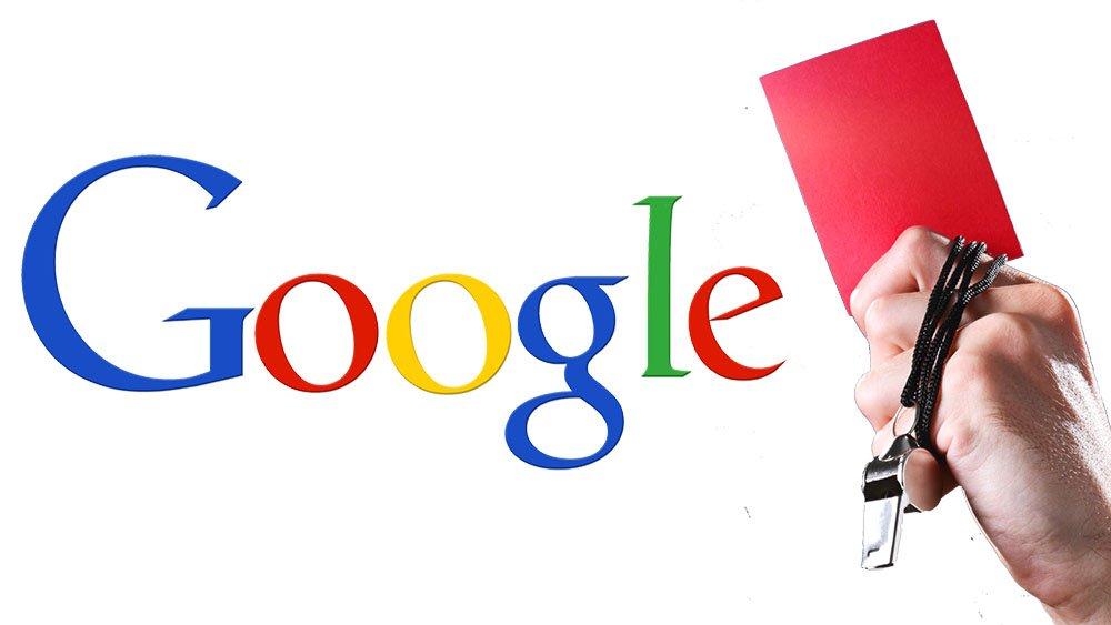 26 modi per essere penalizzati da Google e danneggiare la SEO