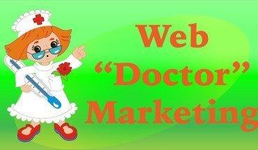 web marketing per medici