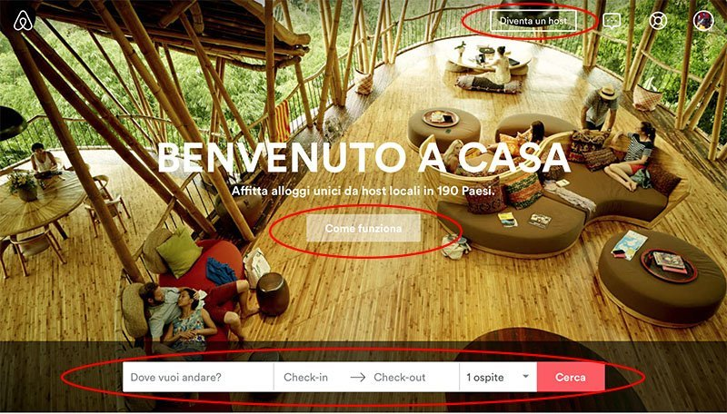 call to action airbnb