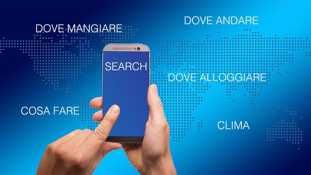Web Marketing Turistico: cosa cercano i turisti su Google