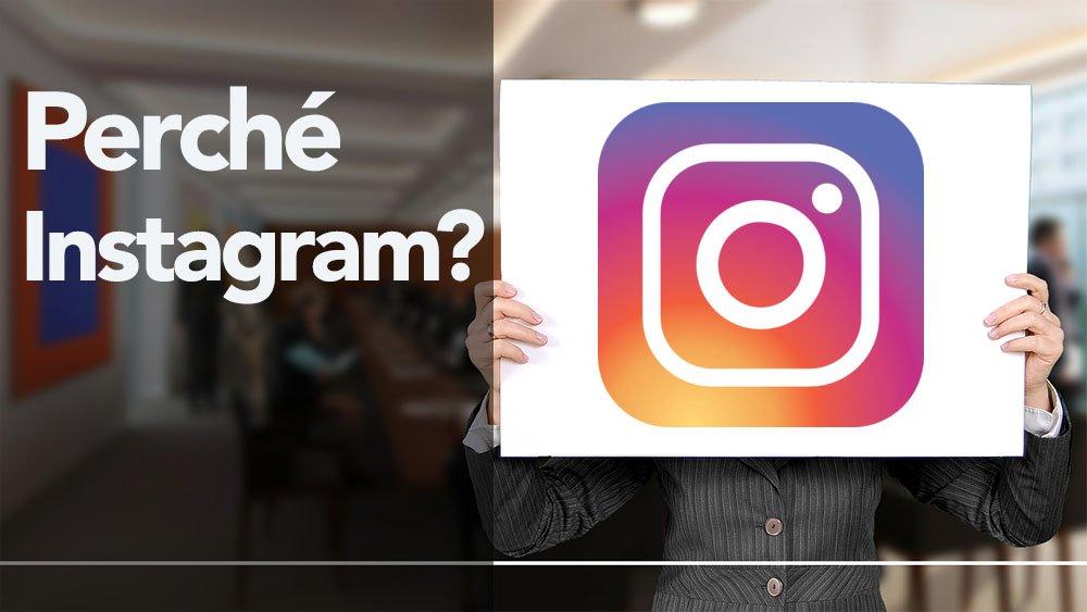 Perché un'azienda o PMI deve creare un profilo Instagram?