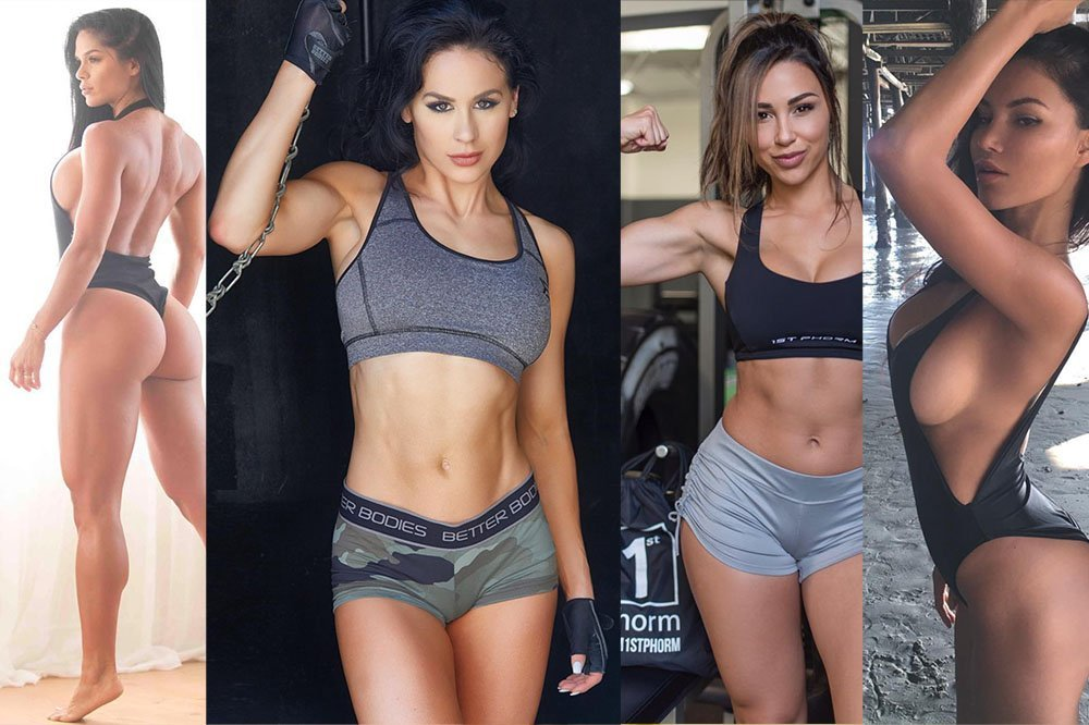Le più famose Fitness Model su Instagram