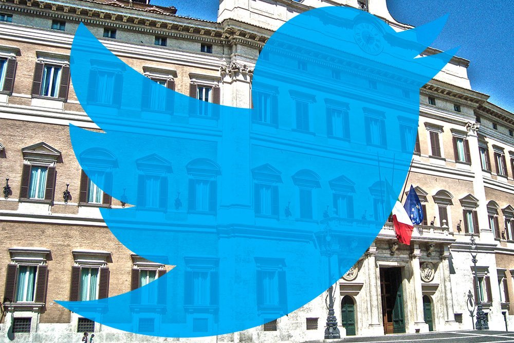 Profili twitter deputati italiani xvii legislatura web for Xvii legislatura