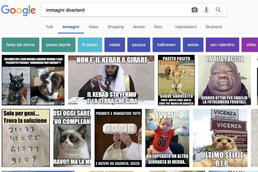 Immagini divertenti: tutti i migliori siti dove trovarle