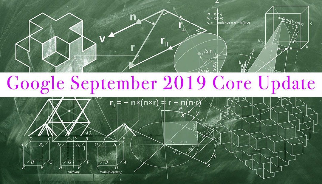 Google September 2019 Core Update: cosa devi sapere