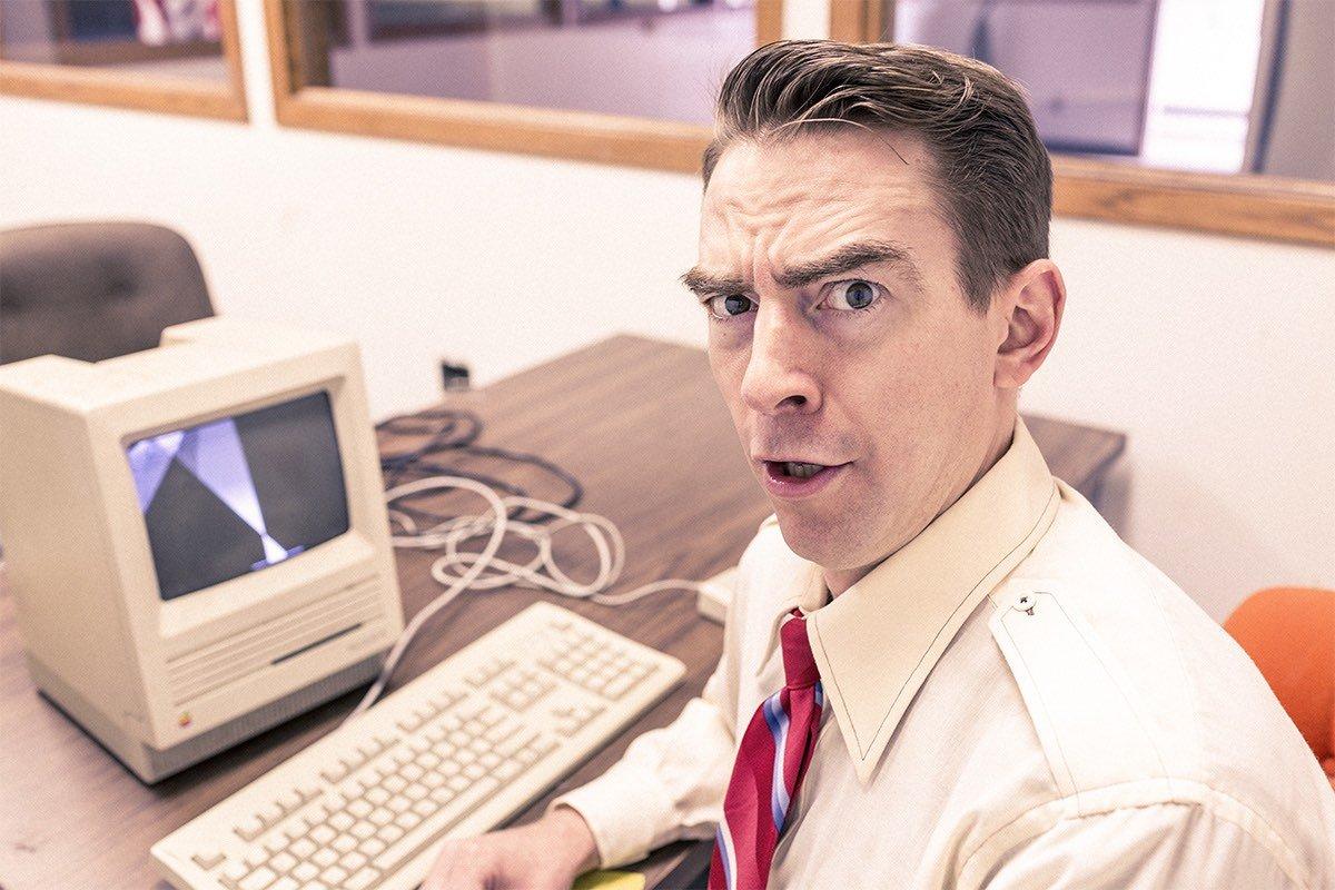 blogger al lavoro