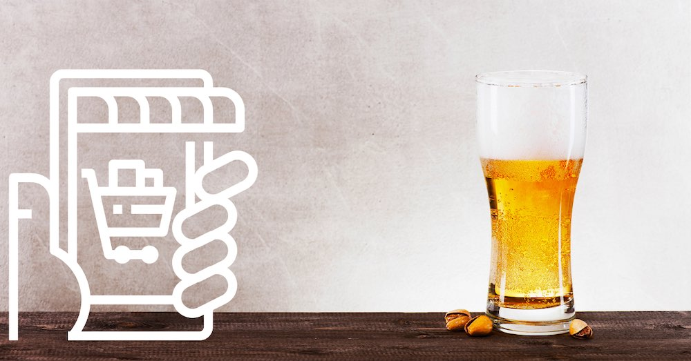 vendere birra online