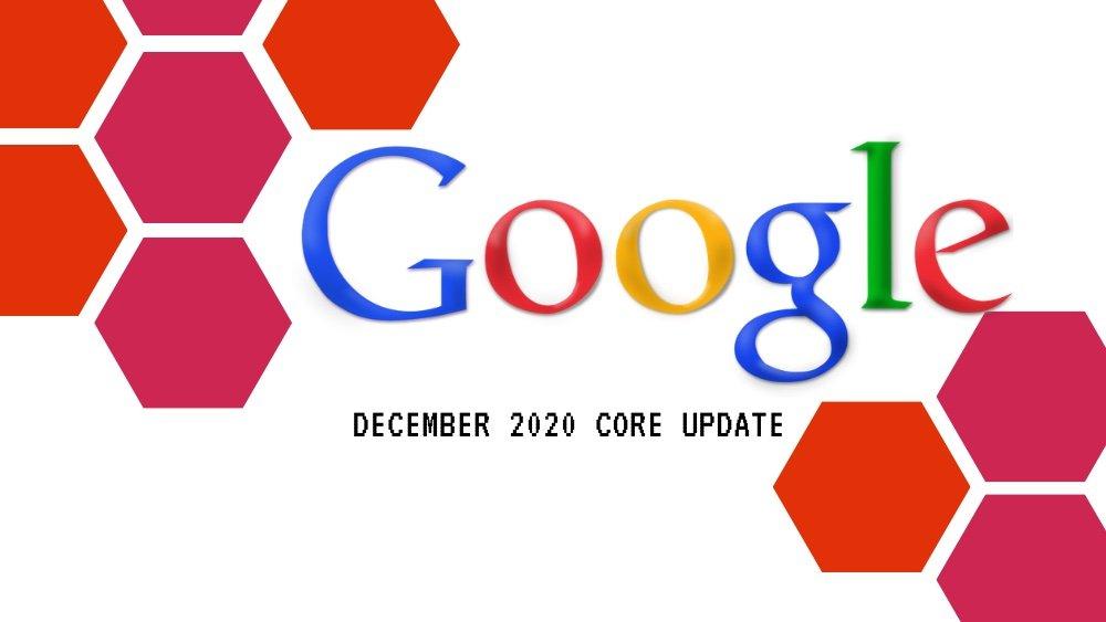 dicembre 2020 core update
